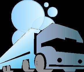 Lavage camions et poids lourds